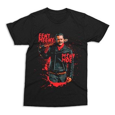 Camiseta Negan - The Walking Dead