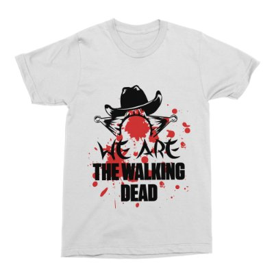 Camiseta Rick Grimes - The Walking Dead