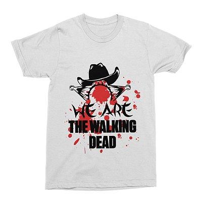Camiseta Rick Grimes - The Walking Dead