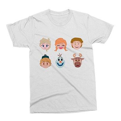 Camiseta Frozen (Tamanho P)