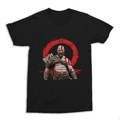Camiseta God of War (Tamanho G)