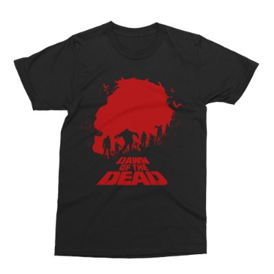 Camiseta Dawn of the Dead