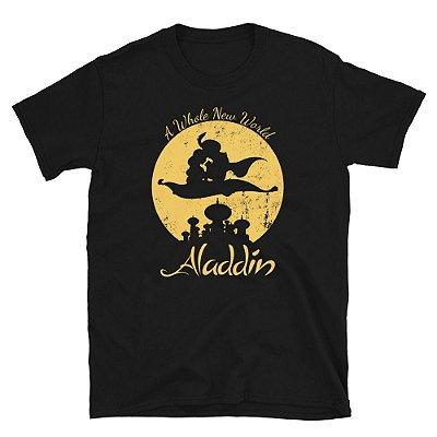 Camiseta Aladdin
