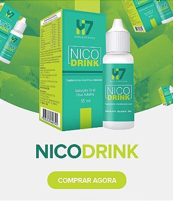 NicoDrink - Mini Banner