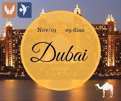 O MELHOR DE DUBAI – 09 DIAS / NOV 2019