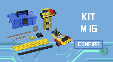 Kit Robótica Educacional M16