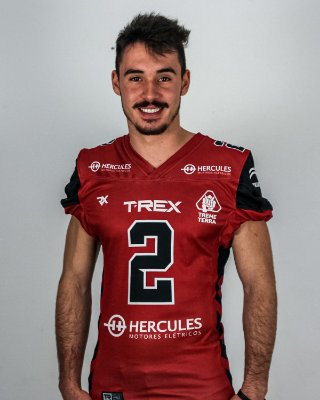 Jersey Oficial T-Rex 2k18 - VERMELHA