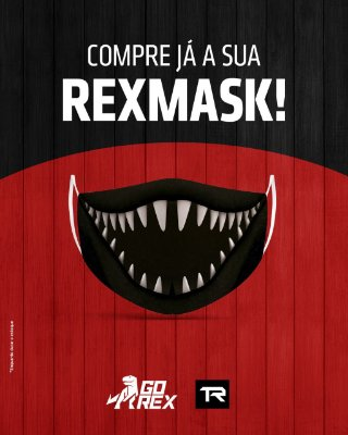 Rexmask  - Preta