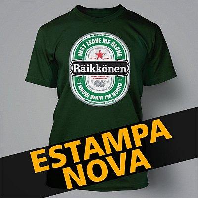 Camiseta Kimi Heineken