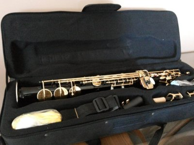Saxofone Soprano Xuqiu Xst1009