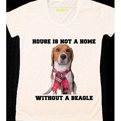 Camiseta Personalizada com a foto do seu cãozinho!
