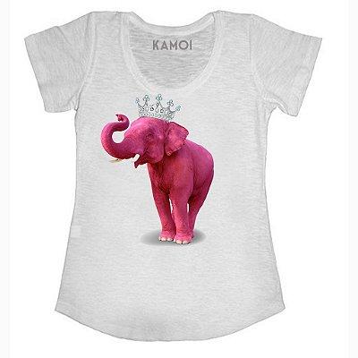 Camiseta Pink Elephant