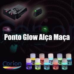 Ponto Glow Para Alça E Massa De Mira De Armas -brilha Escuro