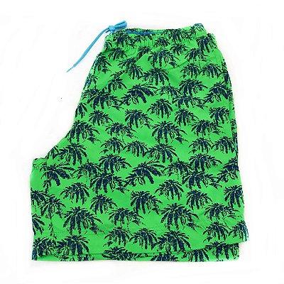 SHORTS DECINEL - COQUEIRO / Verde