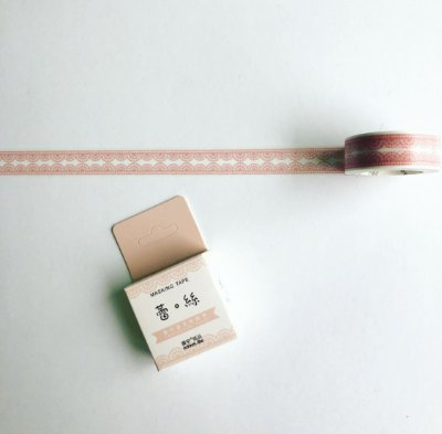 WASHI TAPE RENDADO