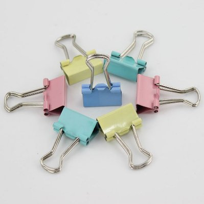 PACOTE MINI CLIPS CANDY COLOR