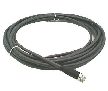 S12-4FVG CABO CONECTOR M12 4P RETO 2M OU 5M PVC CONTRINEX