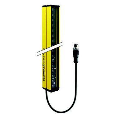 YBES-304-0650-P012 CORTINA DE LUZ ALTURA 650MM RESOLUÇÃO 30MM PNP M12 8P CONTRINEX