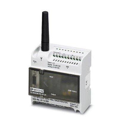 PSI-MODEM-SMS-REL/6ADI/4DO/DC SISTEMA DE SINALIZAÇÃO 2313520 PHOENIX CONTACT