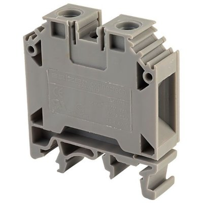 CTS16U CONECTOR DE PASSAGEM 16MM² (BORNE) CONNECTWELL