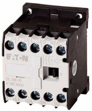DILEM-10-G 24VDC CONTATOR 3P 9A 1NA 010213 EATON