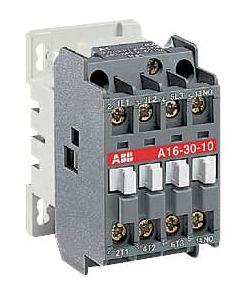 A16-30-10 CONTATOR TRIPOLAR 1SBL181001R8410 ABB