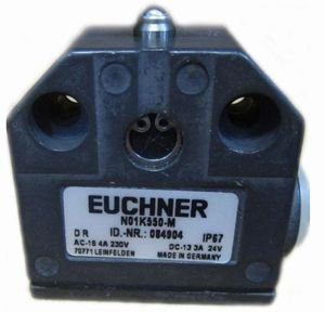 N01K550-M CHAVE FIM DE CURSO EUCHNER
