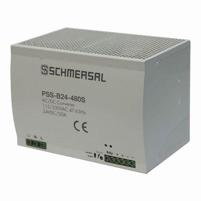 PSS-A24-480S 24VCC - 20A FONTE DE ALIMENTAÇÃO 164226 SCHMERSAL