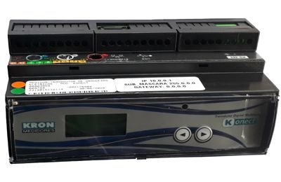 KONECT MULTIMEDIDOR TRANSDUTOR DE ENERGIA Z314815112114 KRON MEDIDORES