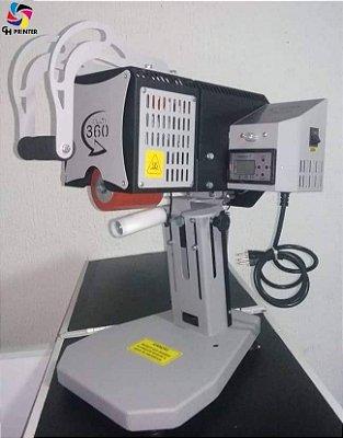 Prensa Maquina Transfer Laser Slim Giro 360