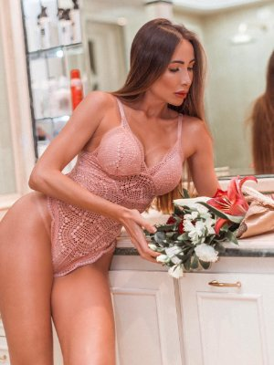 Body lingerie Any - Rosa