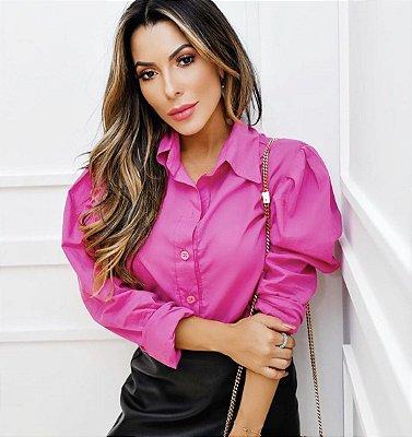 Camisa Camile - Pink