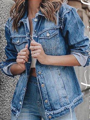 Jaqueta Jeans Valeria