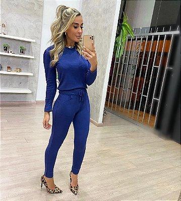 Conjunto princesa azul