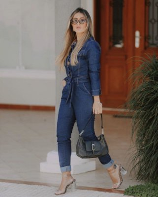 Mom Jeans Faixa
