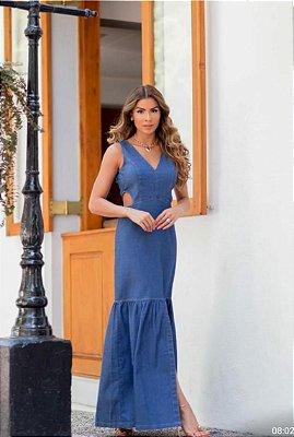 Vestido Jeans Sereia - Érica