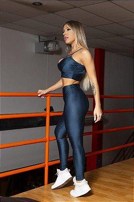 Conjunto  fitness legging e top  3D