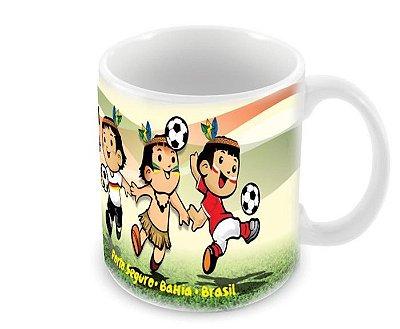 Caneca Cainã na Copa