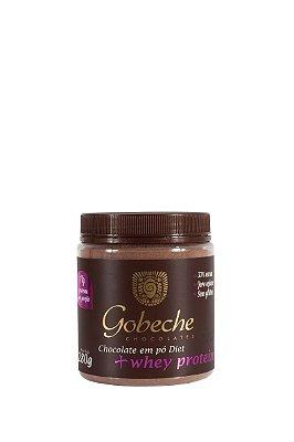 Chocolate em Pó Diet + Whey Protein  280g