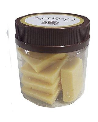 Manteiga de Cacau Natural Gobeche - pote 60g