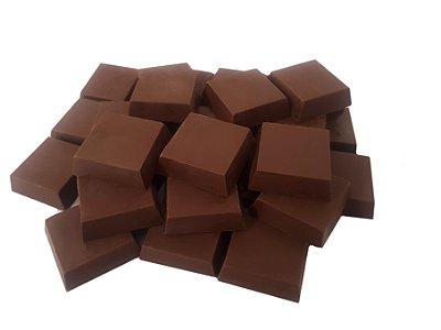 Tabletes de Chocolate Gourmet 70% Cacau  Sem Lactose/Vegano/Zero Açúcar  - Embalagem 1kg