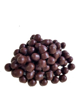 Gotas Cobertura Meio Amargo Sem Lactose/Vegano/Com Açucar - Gobeche - embalagem 1,01kg