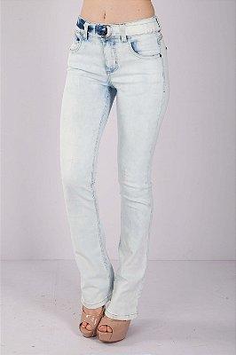 d8fd01470 Calça Jeans Bana Bana Midi Boot Cut Azul - Loja virtual Bana Bana
