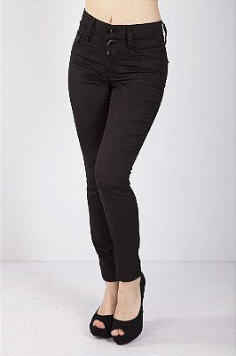 Calça Jeans Bana Bana Skinny Two Belys Preta