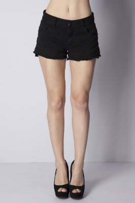 SHORTS COMFORT COLOR - PRETO