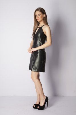 VESTIDO HAPPY HOUR - PRETO