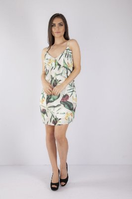 VESTIDO CASUAL - WINTER TROPICAL