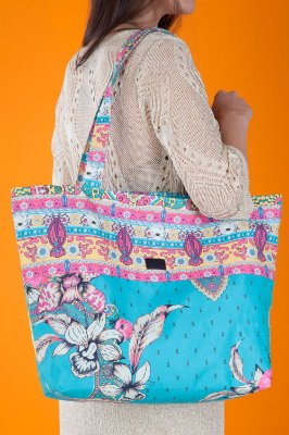 BOLSA MIX ESTAMPA - UNICA