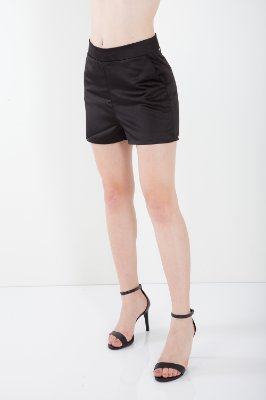 SHORTS HAPPY HOUR - PRETO