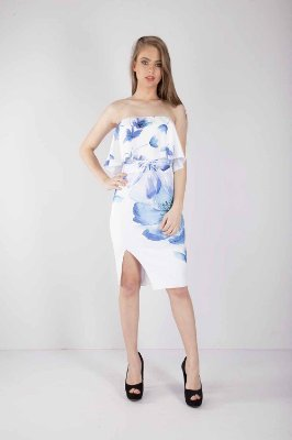 VESTIDO HAPPY HOUR TOMARA Q CAIA - BLUE FLOWERS_LOC